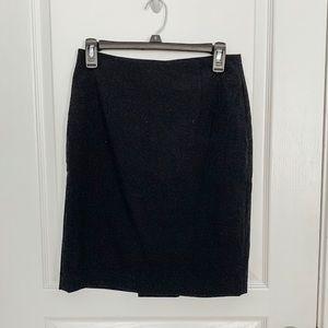 Banana Republic NWOT Black Pencil Skirt